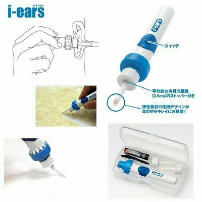 Pocket Ear cleaner Electric Suction Dig Ear Spoon Safety Earwax Removal Tool