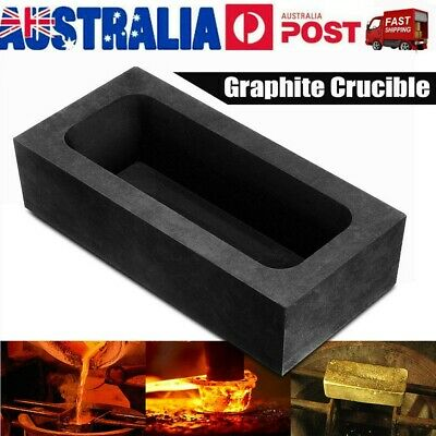 Graphite Ingot Mold Melting Casting Mould for Gold Silver Non-ferrous Metal AU