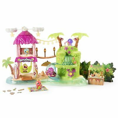 Hatchimals CollEGGtibles Tropical Party LIGHT-UP Playset WITH SOUNDS New in Box
