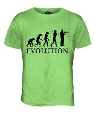 RV Evolution of Man T-Shirt Homme Tee Top giftcamper Camping