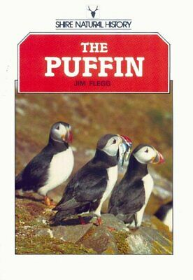 The Puffin  - Shire Collection New Book Bird Watcher Watching by Jim Flegg