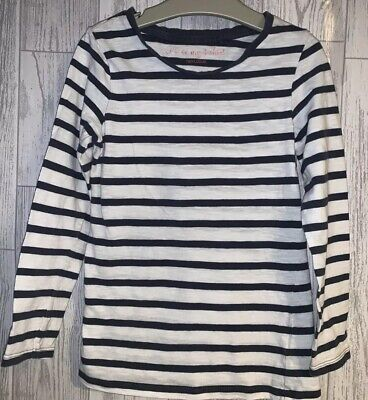 Girls Age 7 (6-7 Years) Next Long Sleeved Striped Top