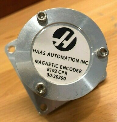 New Haas Magnetic Encoder 8192 CPR 30-30390