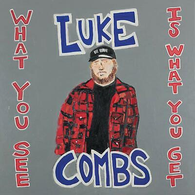 Luke Combs - What You See Is What You Get [CD]