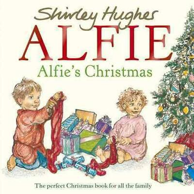 Alfie's Christmas by Shirley Hughes (English) Paperback Book Free Shipping!
