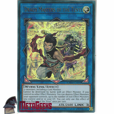 Yu-Gi-Oh! Draco Masters of the Tenyi CHIM-EN099 Ultra Rare 1st Edition
