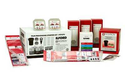 Ilford Paterson Film Processing Starter Kit - PTP574