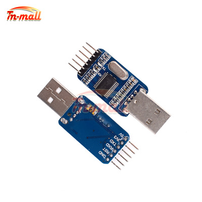 CH340G RS232 Upgrade to USB TTL Auto Converter Adapter STC Brush Module #B343