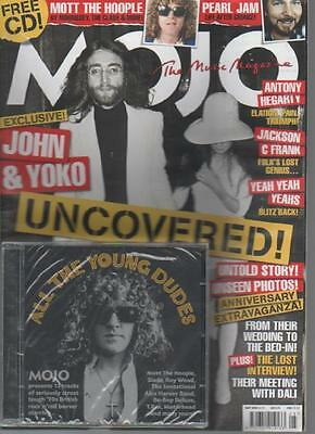 MOJO MUSIC MAGAZINE May 2009 No.186 Free CD John and Yoko AL
