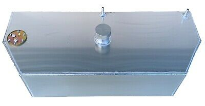 Talbot Sunbeam aluminium fuel tank to fit in your Boot space