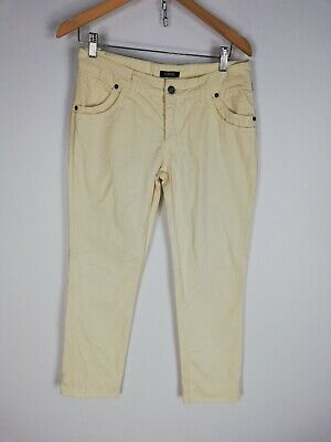 VERSACE JEANS COUTURE Pantaloni Trousers Tg 29 - Italia: 43 Donna Woman