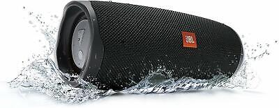 * New * Jbl Charge 4 Portable Bluetooth Speaker - Black