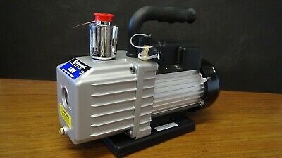 Mastercool 90062-A A/C vacuum pump 3 CFM 1/4HP 1720 RPM single Stage Made in USA