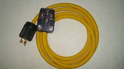 Extension Cord 20 Feet, 250 V L14-30P 14-30P Works Generator To Dryer Outlet