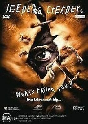 Jeepers Creepers 1- Horror/Sci-Fi MOVIE - NEW RARE DVD