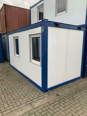 16feet, Aufenthaltscontainer, Verkaufscontainer, Raumcontainer, Lagercontainer