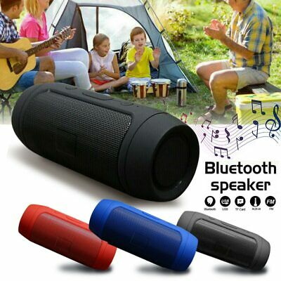 Waterproof Portable Wireless Bluetooth Mini Speakers USB/TF/FM Radio