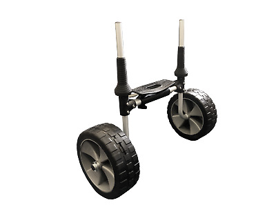 Kayak Trolley for Sit on Top Kayaks - no Straps Needed -Deluxe -Riber RRP £42.95