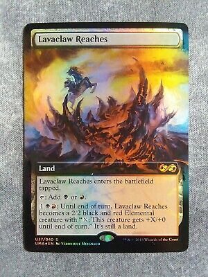 Lavaclaw Reaches x1 Magic the Gathering 1x Ultimate Masters mtg card