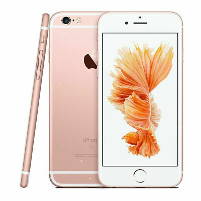 Apple iPhone 6S 64GB Oro Rosa Rose Gold Smartphone 12Mesi IT Top Seller