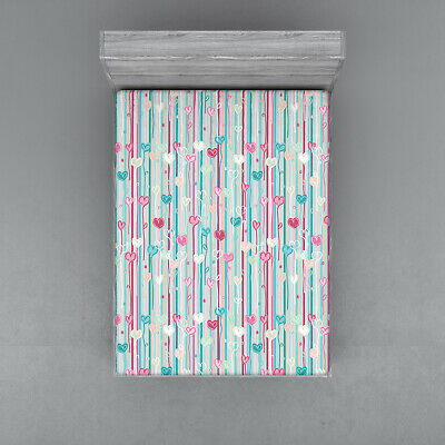Baby Fitted Sheet Cover with All-Round Elastic Pocket in 4 Sizes