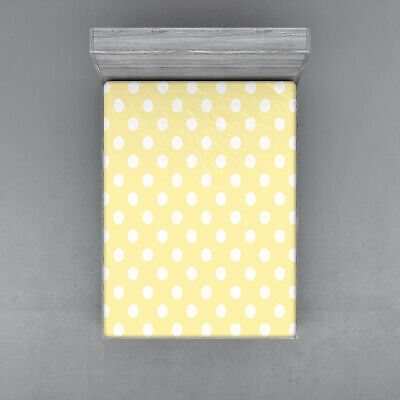 Nursery Baby Fitted Sheet Cover with All-Round Elastic Pocket in 4 Sizes