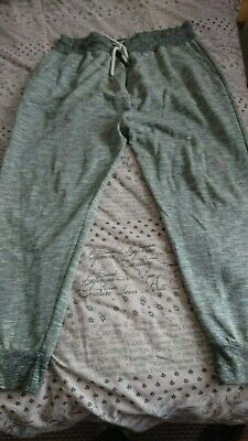 womans  primark tracksuit bottoms used- good condition size large
