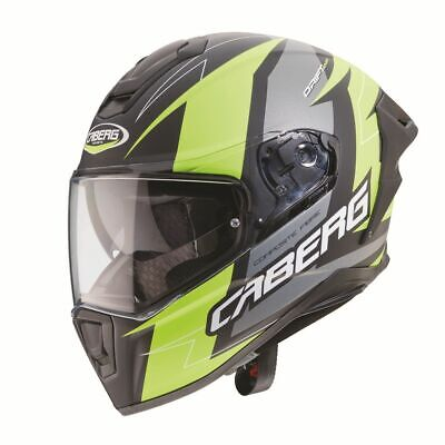 Caberg Motorrad Helm Drift Evo Speedster matt Black/Gray