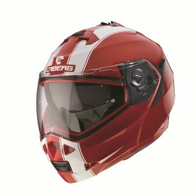 Caberg Motorrad Helm Duke II Legend Ducati Red/White
