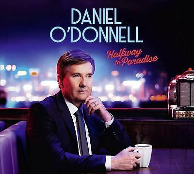 Daniel O'Donnell - Halfway To Paradise (3 discs) (CD 2019)  60 track cd