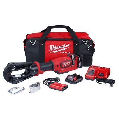 Milwaukee-2879-22 M18 Force Logic 15T Crimper Kit