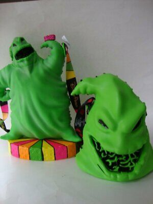 Disney Parks 2018 & 2019 Halloween Party OOGIE BOOGIE Popcorn Bucket x 2 MNSSHP