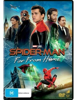 Spider Man : Far From Home : Aussie Stock : NEW DVD : *Tuesday SALE**