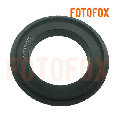 DSLRKIT 55mm Macro Reverse Adapter Ring for Sony minolta AF