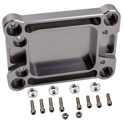 Billet Shifter Base Plate Kit For Honda Civic Integra W/ K Swap K20 K24