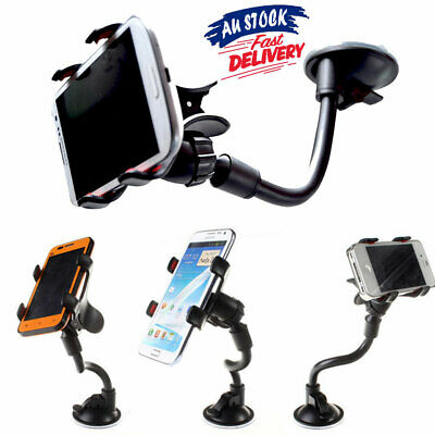 360° Mobile Phone Holder Universal Mount For GPS Dashboard in Car Windscreen