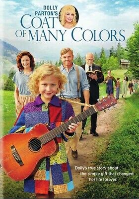 Warner Home Video D596788D Coat Of Many Colors (Dvd/Dolly Parton)