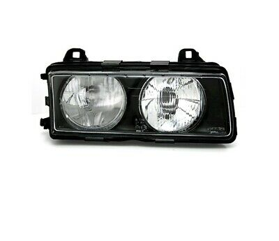 Bmw 3 Series E36 1994 1995 1996 1997 1998 Black Vp1066P Right Headlight Rht