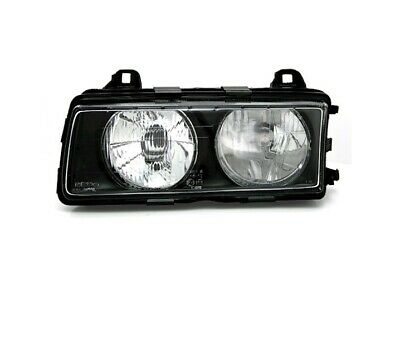 Bmw 3 Series E36 1994 1995 1996 1997 1998 Black Vp1067L Left Headlight Rht