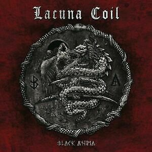 """CD LACUNA COIL """"BLACK ANIMA"""".New and sealed"""