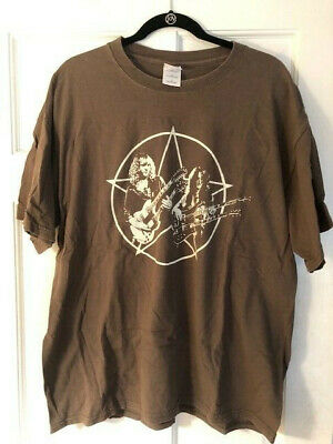 Official Rush Waves T-Shirt Clockwork Angles Moving Pictures Fly By Night