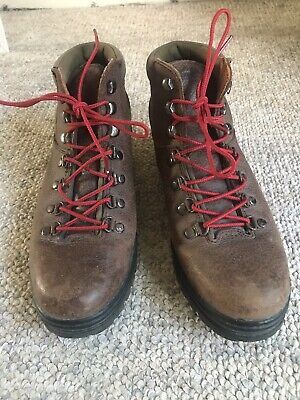 Timberland Euro Hiking Boots Vintage brown 90s 38 39