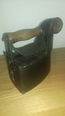 Antique Carolina Hot Coal/ Charcoal Iron