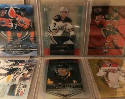 2019-20 Tim Hortons Upper Deck Hockey Cards U PICK DC,HGD,HD,GE,SE,CC,DUOS,BASE