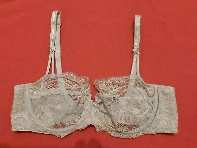 P126 Ex Marks and Spencer Lace Padded Plain /& Strapless Underwired Bra 36 B