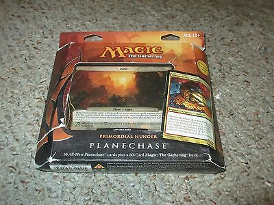 PlaneChase Primordial Hunger Magic the Gathering MTG NEW Sealed