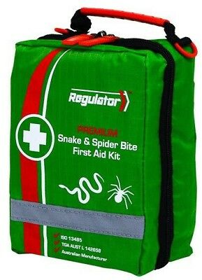 Premium Snake and Spider Bite Kit with Tension Indicator Bandage