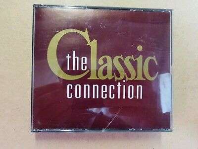 The Classic Connection, 5 DISCS cd, Readers digest
