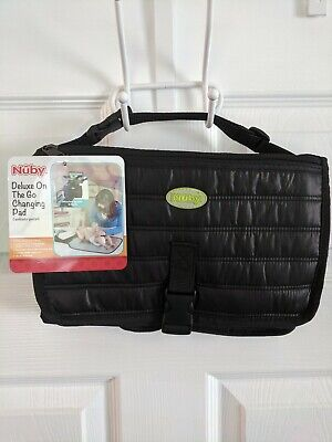 New! Nuby Deluxe On the Go Changing Pad