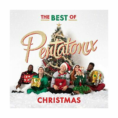 The Best of Pentatonix Christmas CD Greatest Hits Compilation NEW SEALED